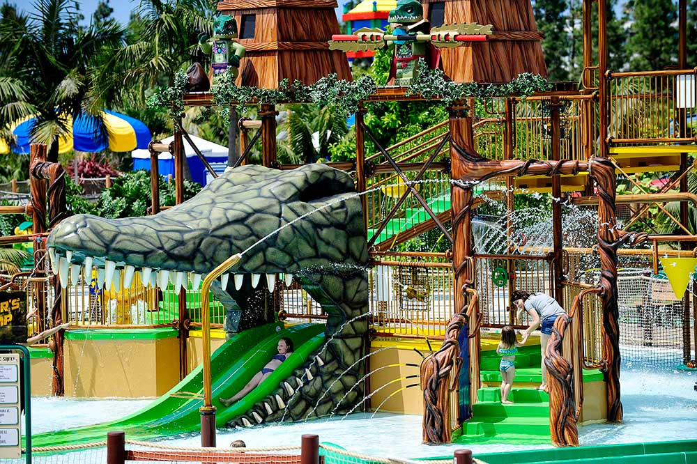 Best age for Legoland Waterpark