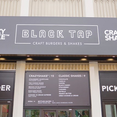 Black Tap Downtown Disney: Everything You Need to Know