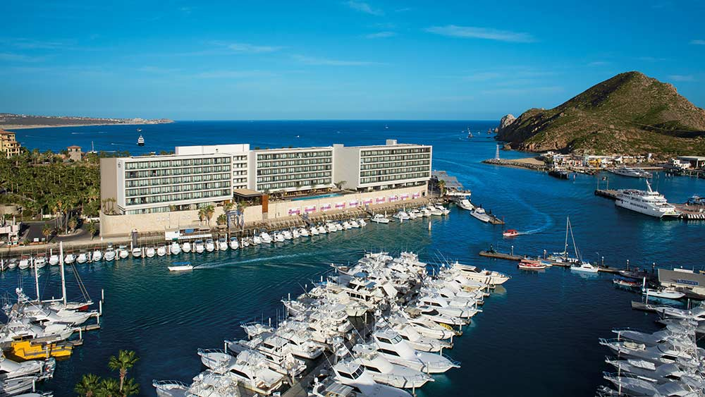 Breathless Cabo San Lucas Resort and Spa Review Exterior