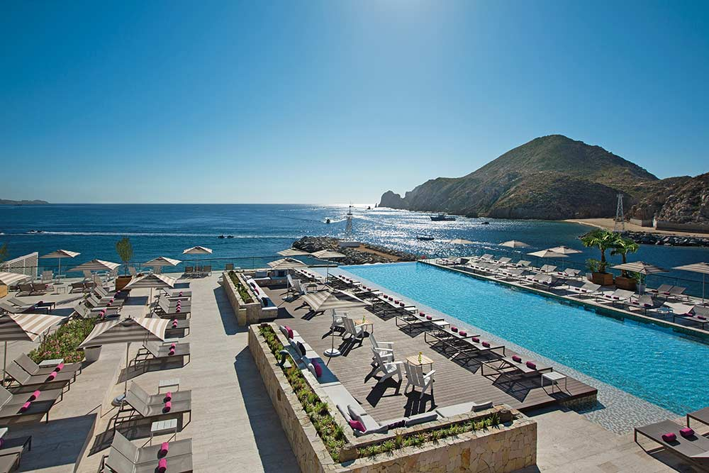Breathless Cabo San Lucas Resort and Spa Review Pool