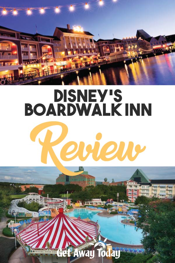 Disney BoardWalk Inn Review || Get Away Today