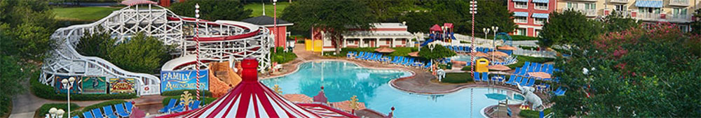 Disney BoardWalk Inn Pool