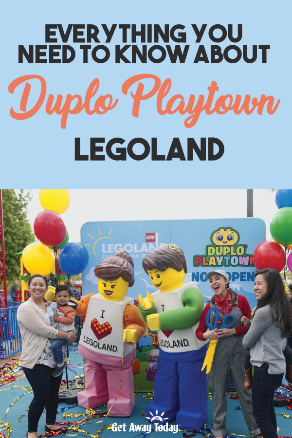Everything You Need to Know About Duplo Playtown Legoland || Get Away Today