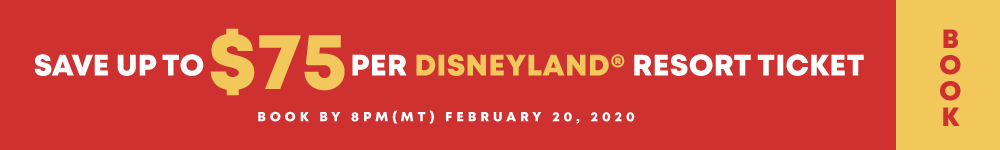 2020 Disneyland Price Increase