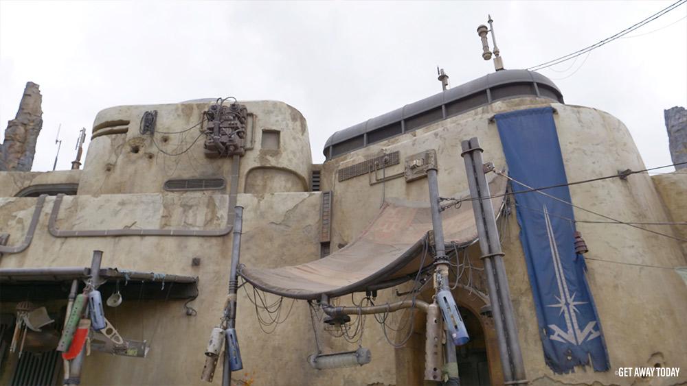 Galaxy's Edge Merchandise Header