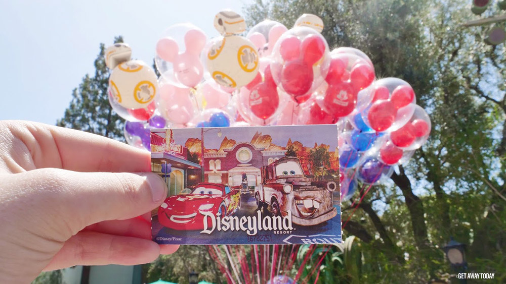 Get Away Today Disney MaxPass Ticket Celebrate