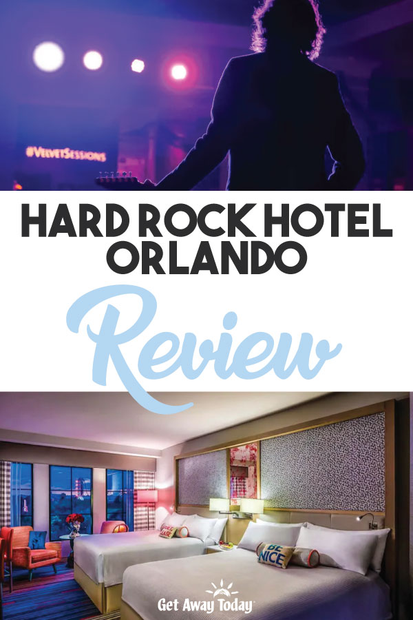Hard Rock Hotel Orlando Review || Get Away Today