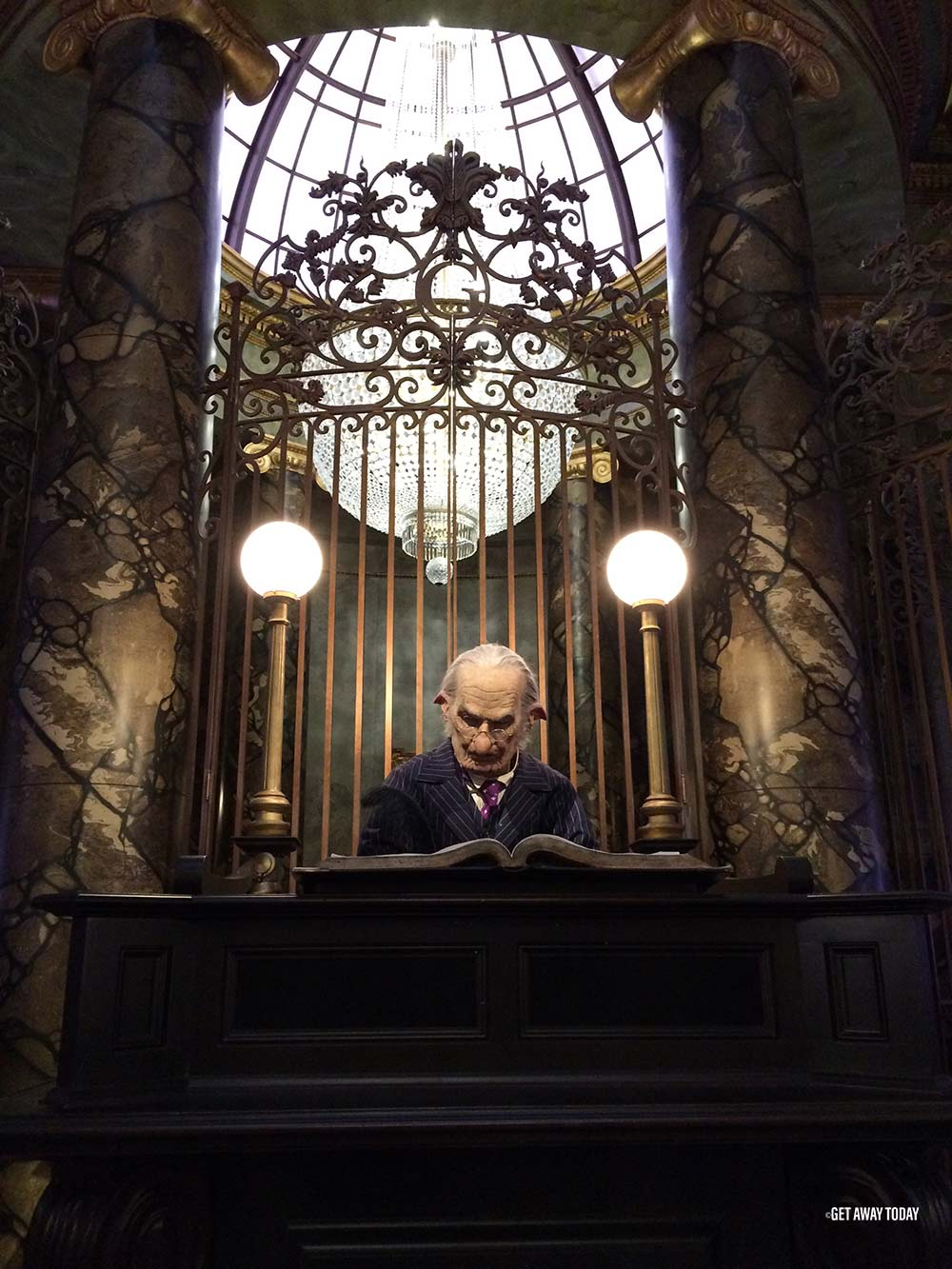 Harry Potter Orlando Gringotts