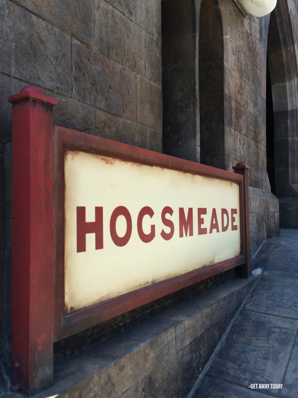 Harry Potter Orlando Hogsmeade