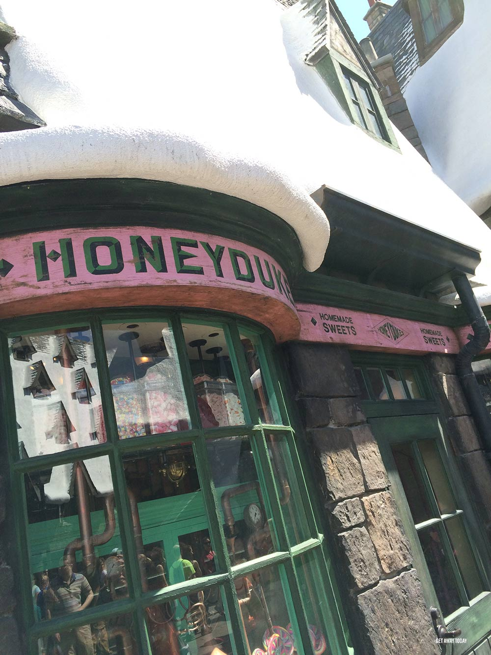 Harry Potter Orlando Honeydukes