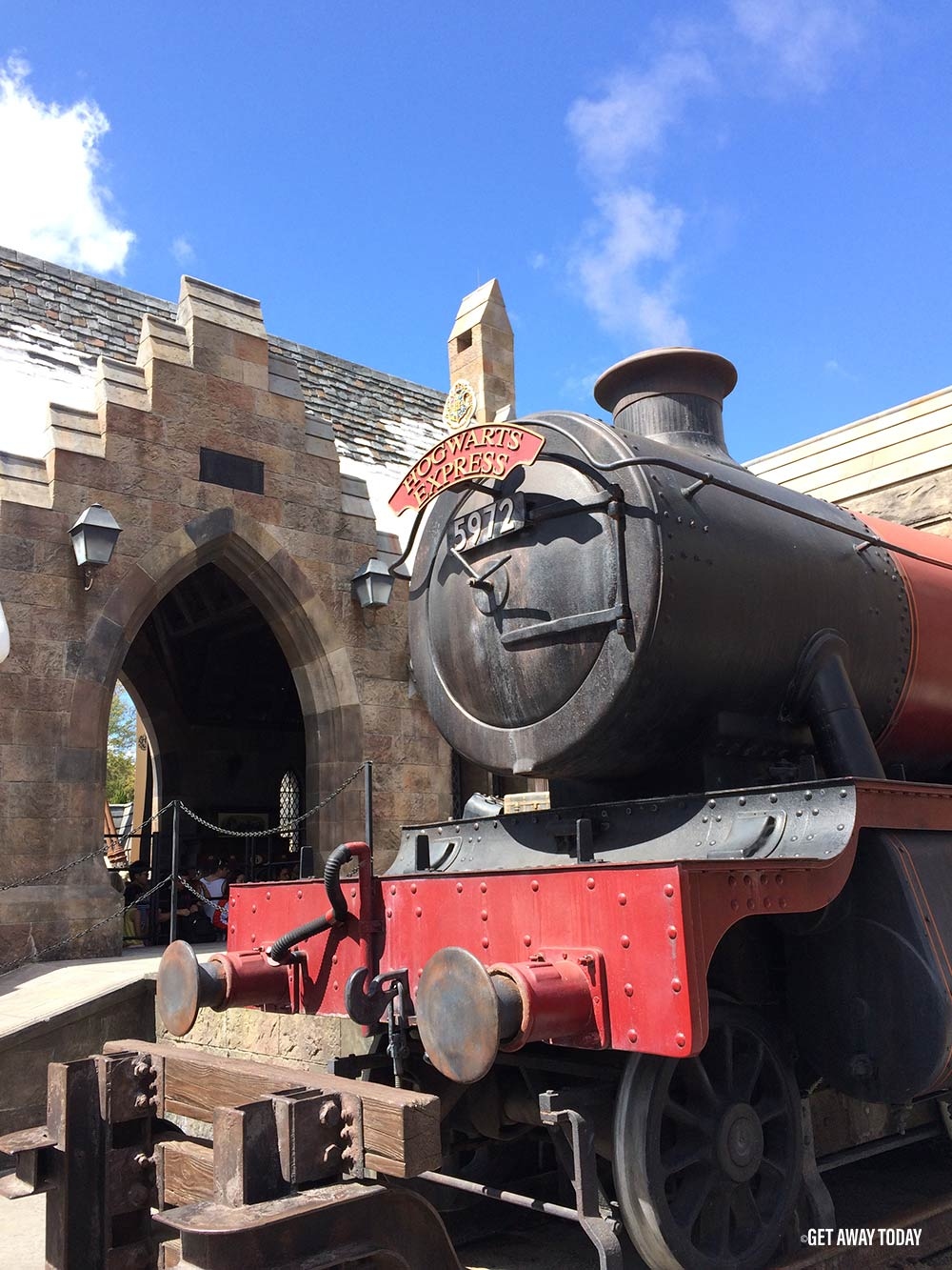 Harry Potter Orlando Train