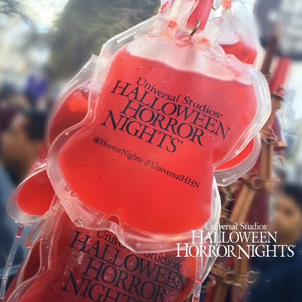 Hollywood Halloween Horror Nights Food 2020 Universal Studios Hollywood Halloween Horror Nights 2019