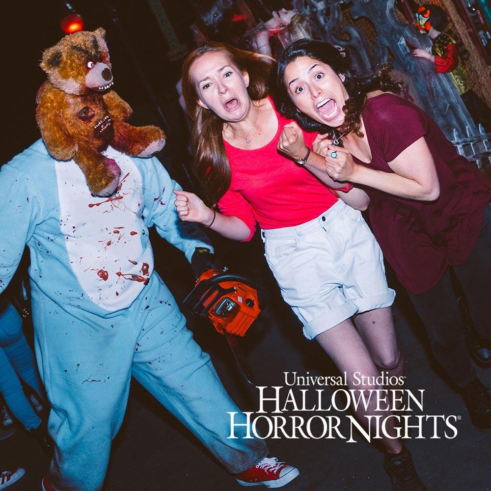 Universal Studios Hollywood Halloween Horror Nights 2019