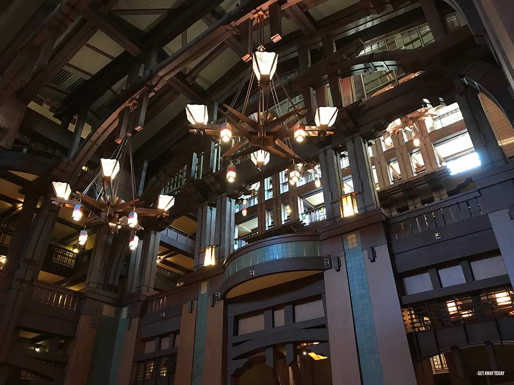 Kids Free Disneyland Grand Californian