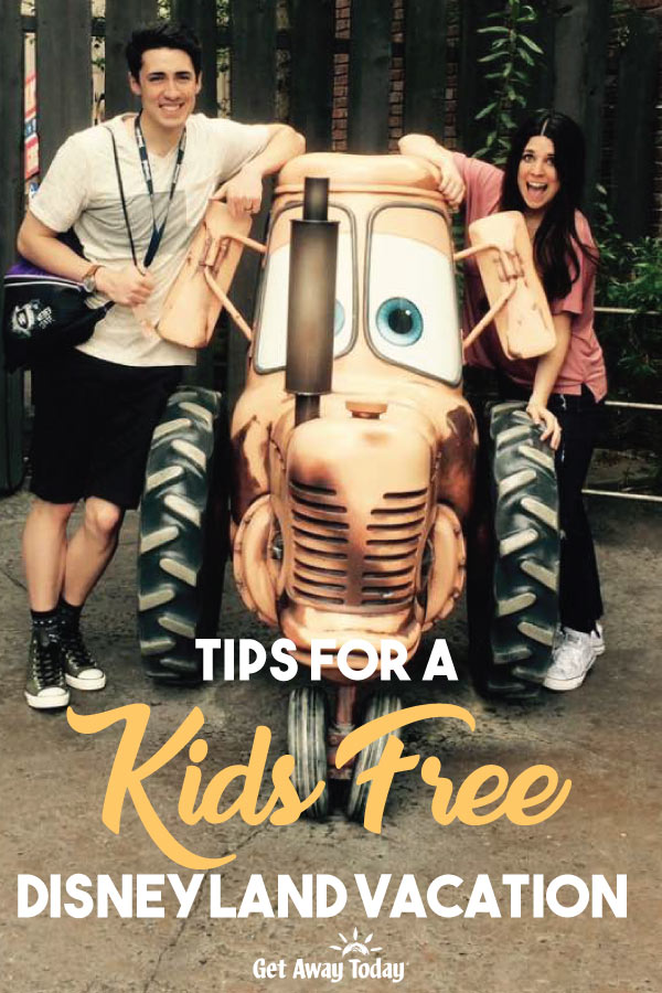 Tips for a Kids Free Disneyland Vacation || Get Away Today