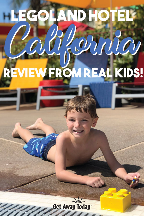 Legoland Hotel California Review from Real Kids || Get Away Today