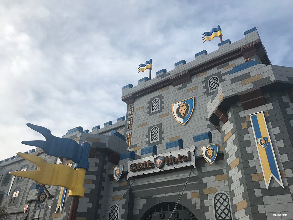 Legoland Vacation Planning Guide Castle Hotel