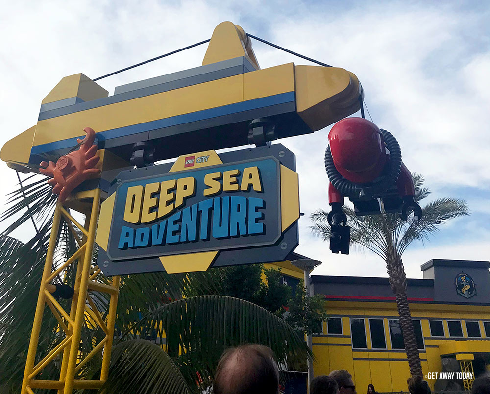 Legoland Vacation Planning Guide Deep Sea Adventure