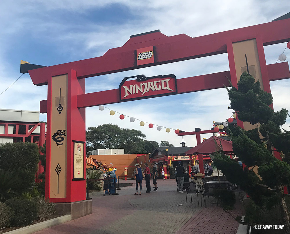 Legoland Vacation Planning Guide Ninjago