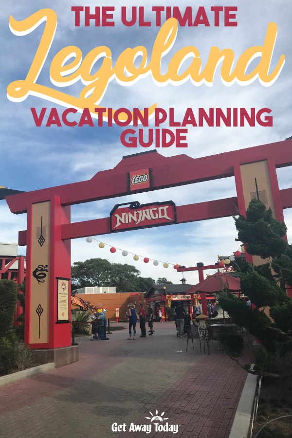The Ultimate Legoland Vacation Planning Guide || Get Away Today