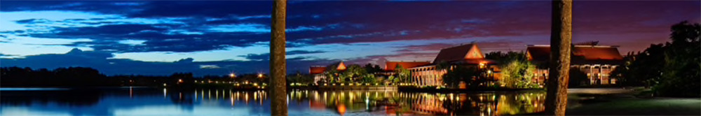 Polynesian Village Resort Review Exterior