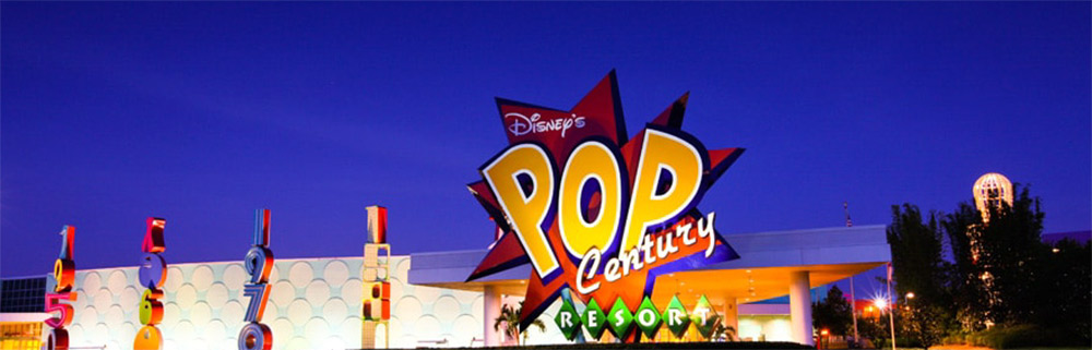 Pop Century Resort Review Exterior