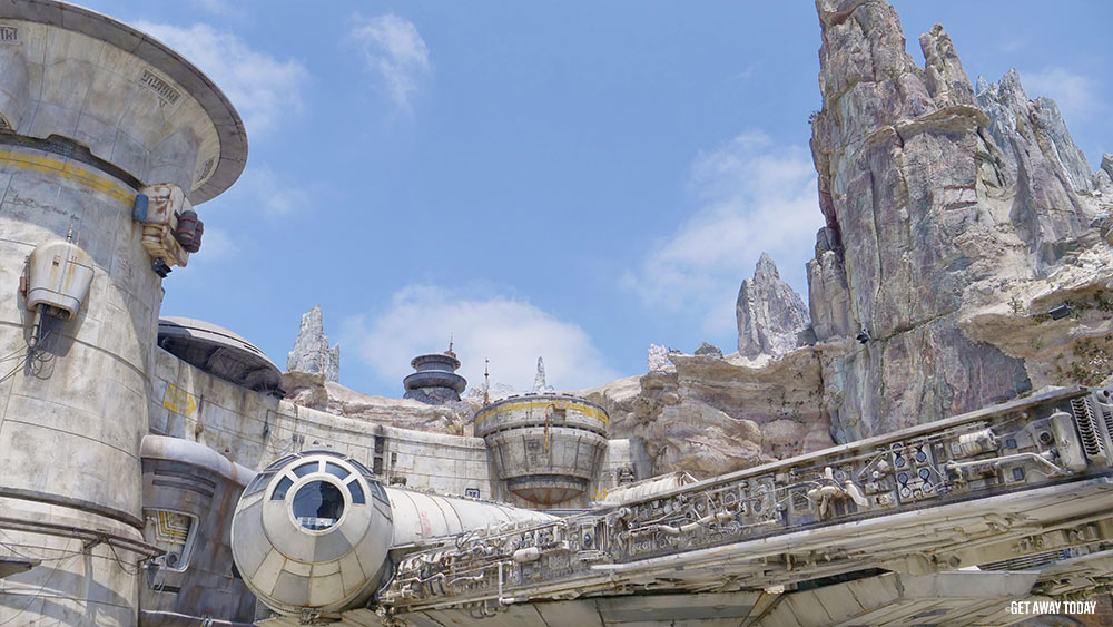 Star Wars: Galaxy's Edge Overview