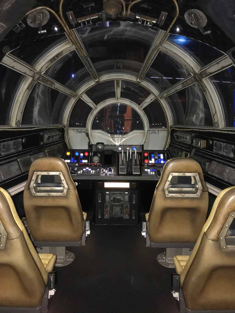 Star Wars Galaxys Edge Walt Disney World Cockpit
