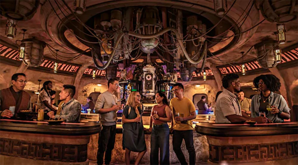 Star Wars Galaxys Edge Walt Disney World Ogas