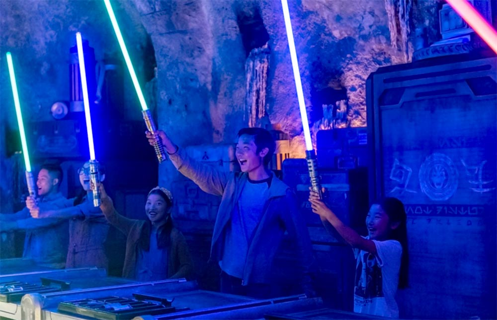 Star Wars Galaxys Edge Walt Disney World Savis