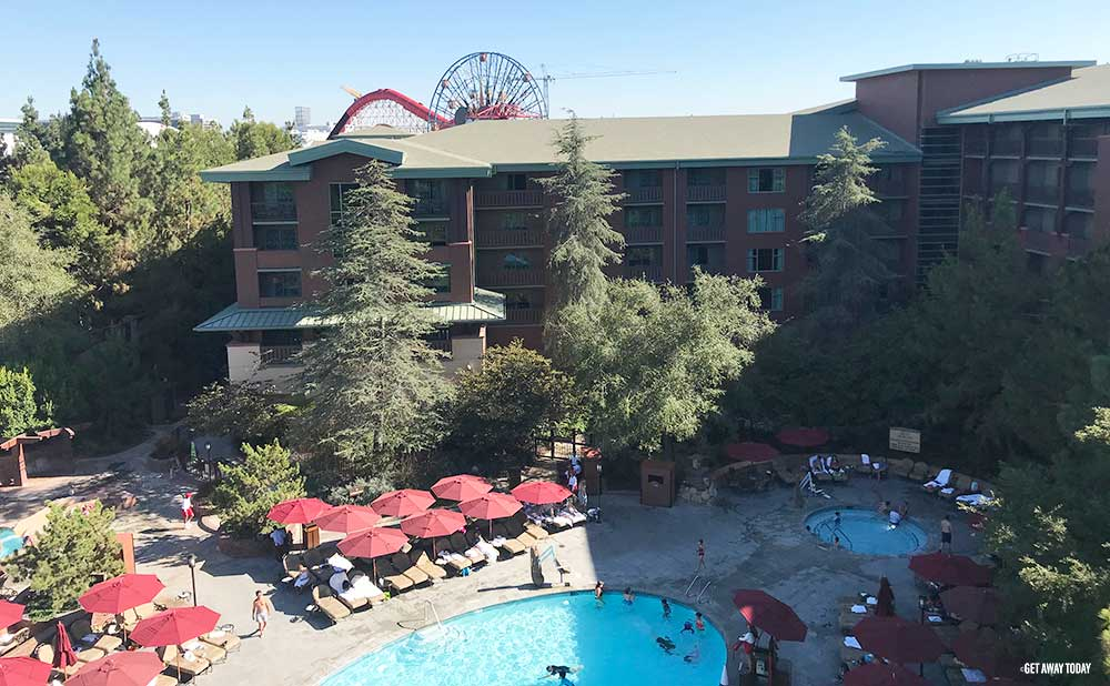 Top Reasons to Stay at Disneys Grand Californian Hotel Pool