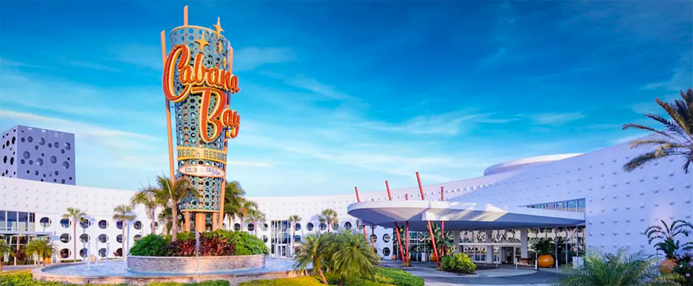 Universals Cabana Bay Beach Resort Review Exterior