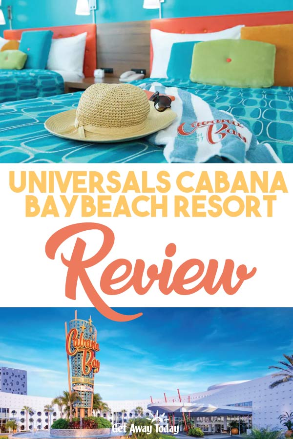 Universals Cabana Bay Beach Resort Review || Get Away Today