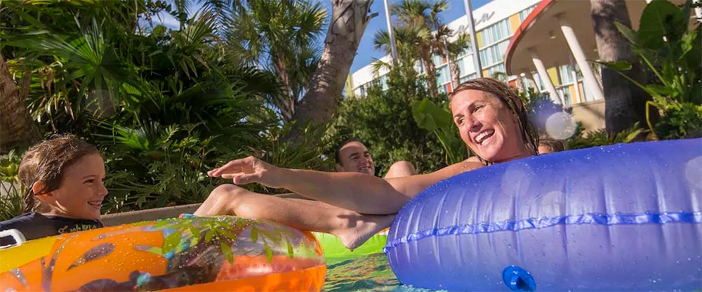 Universals Cabana Bay Beach Resort Review Pool