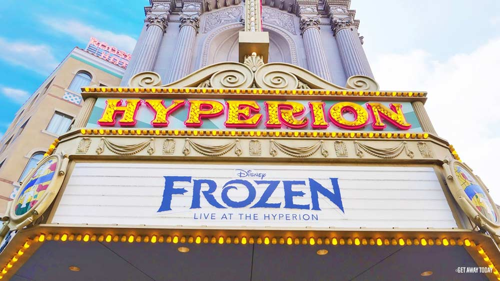Frozen Live at Hyperion Theater