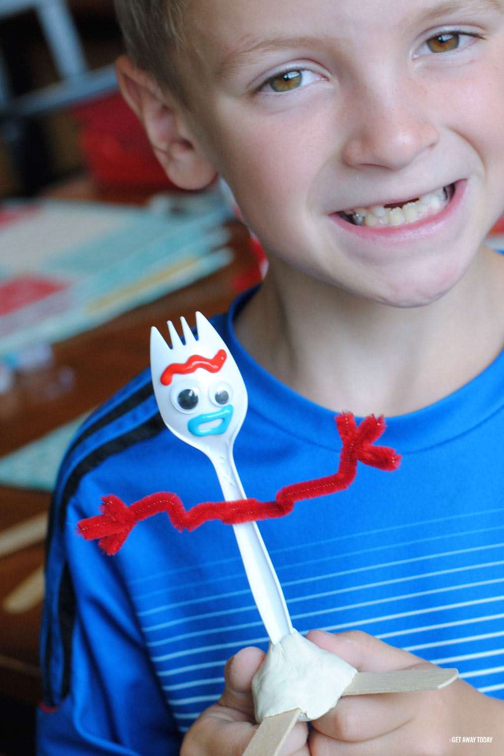Forky from Toy Story 4 Kids