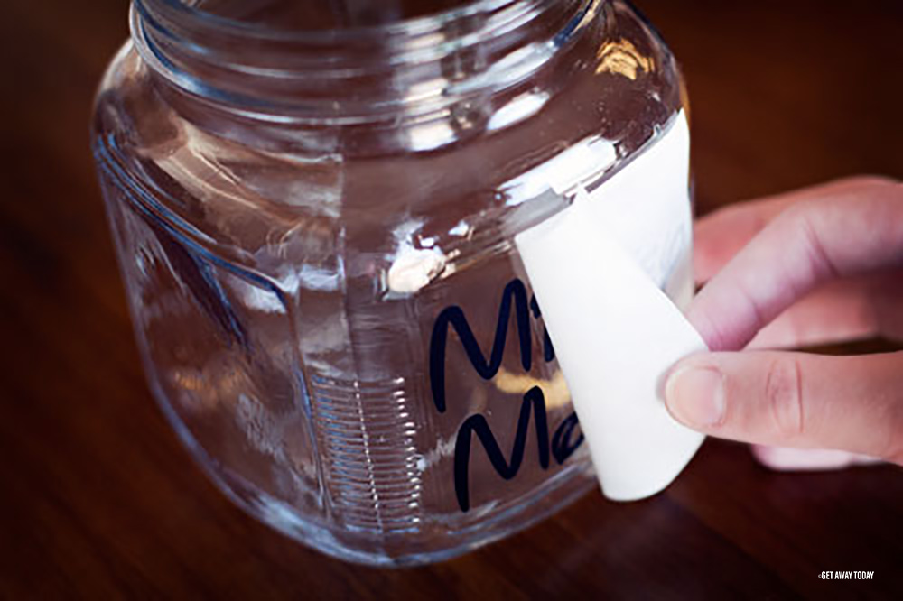 Do It Yourself Mickey Savings Jar