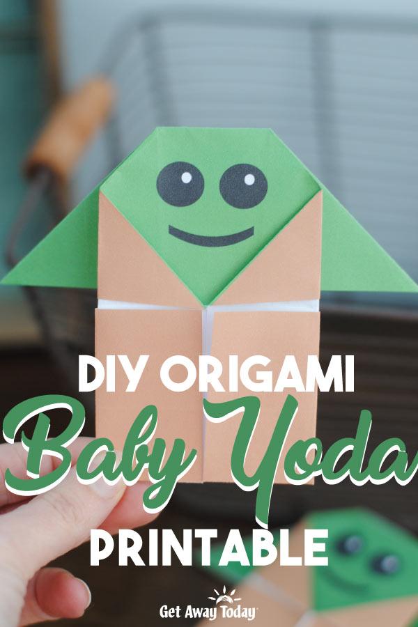 how to fold | Origami Yoda 2 | 900x600