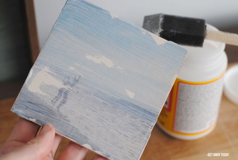 Photo Coasters DIY Cover