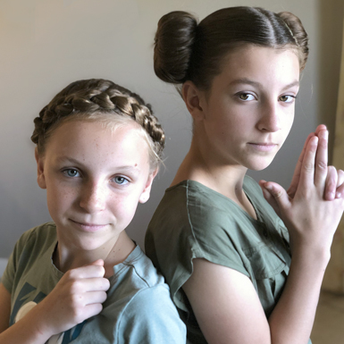 Princess Leia Hairstyles Tutorial