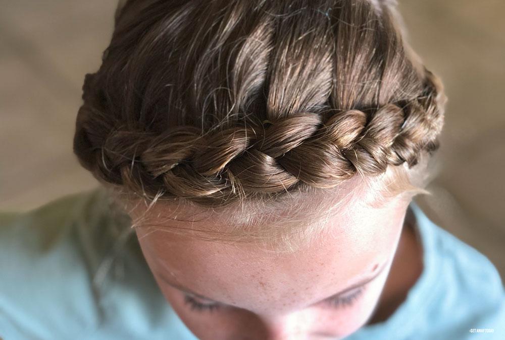 Princess Leia Hairstyles Tutorial