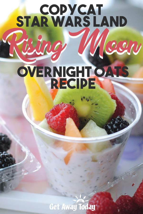 Rising Moons Overnight Oats Recipe || Get Away Today