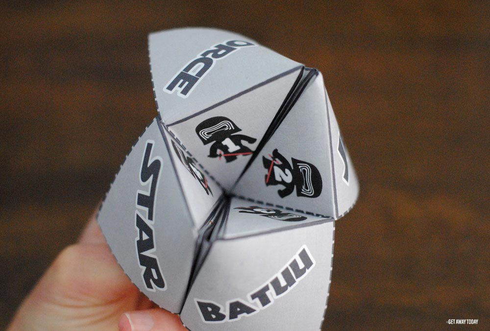 Tom Angleberger's Blog - SF JamesL's Origami Star Wars Characters ... | 675x1000