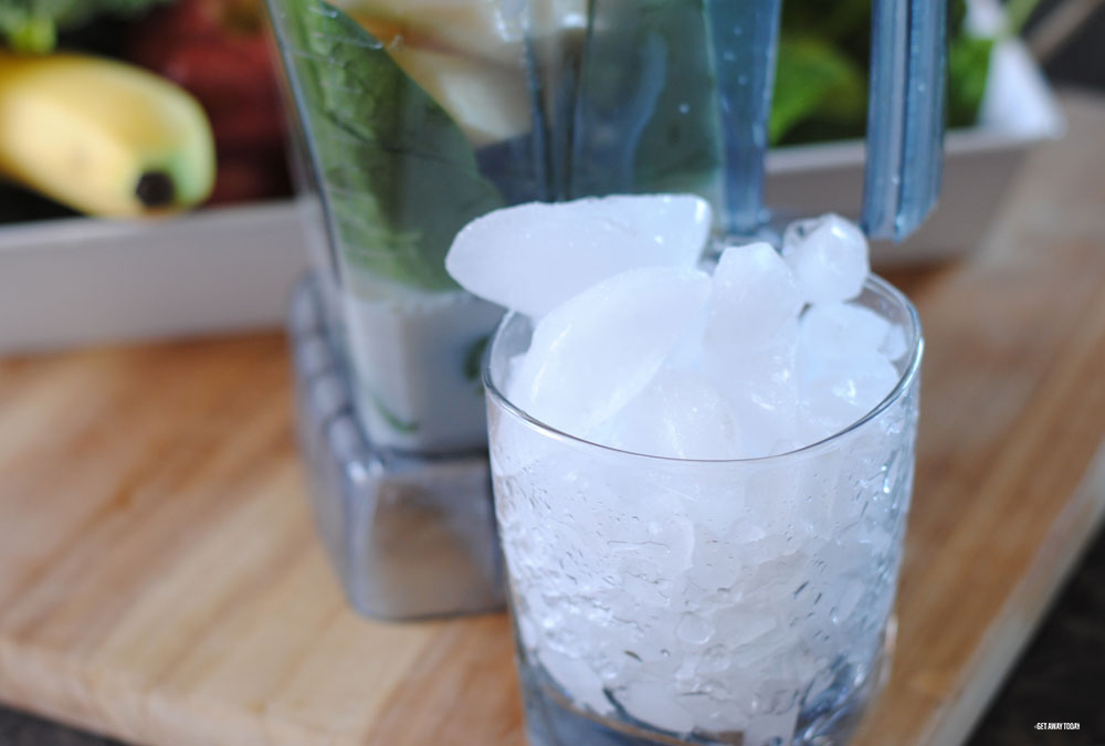 Star Wars Green Milk Recipe Ice