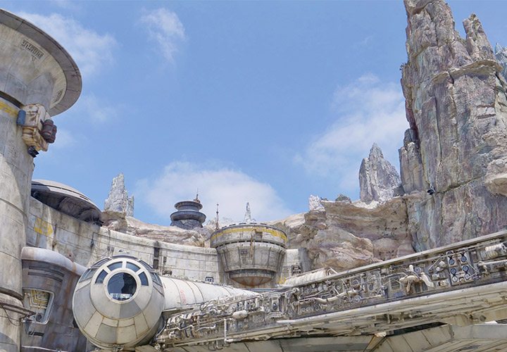 How to Get Into Star Wars Land