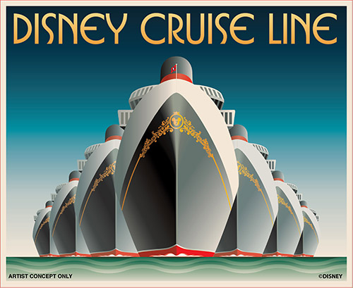 2017 Disney Cruise Line Updates about new Ships