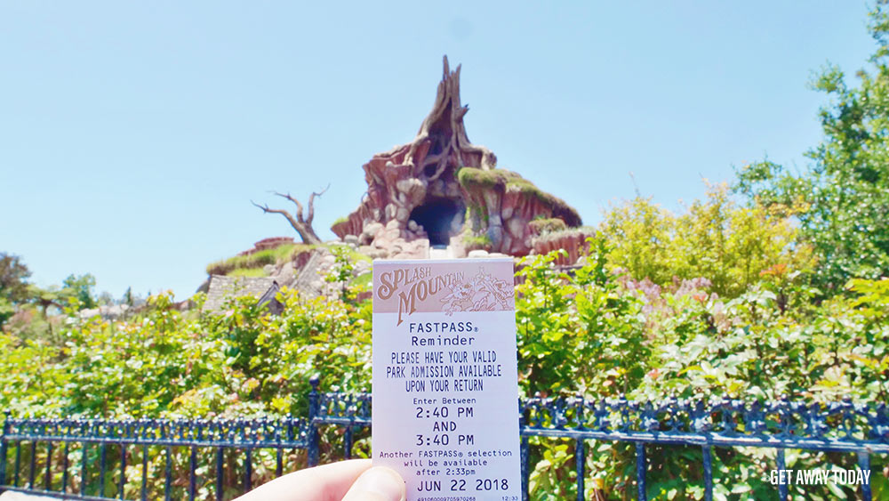 2018 Guide to Thanksgiving at Disneyland Fastpass
