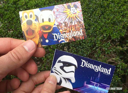 2019 Disneyland Packages Tickets