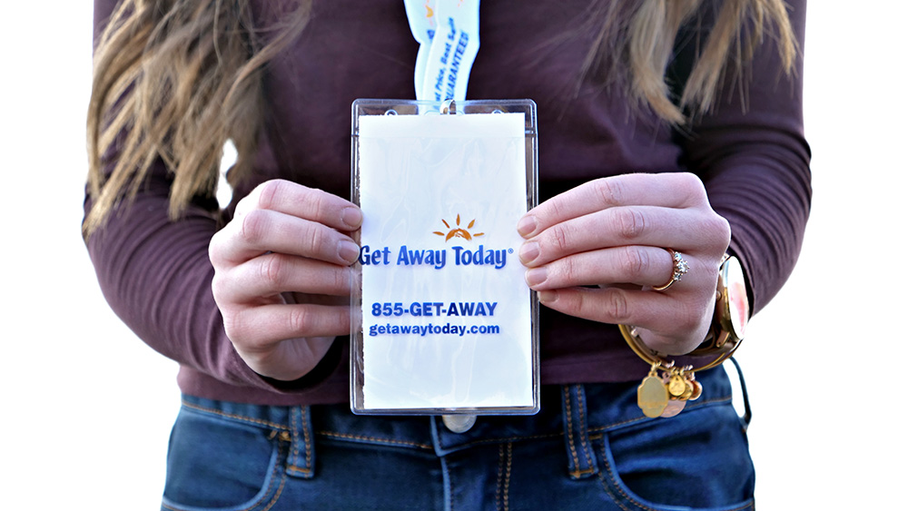 2019 Get Away Today Package Changes Lanyard