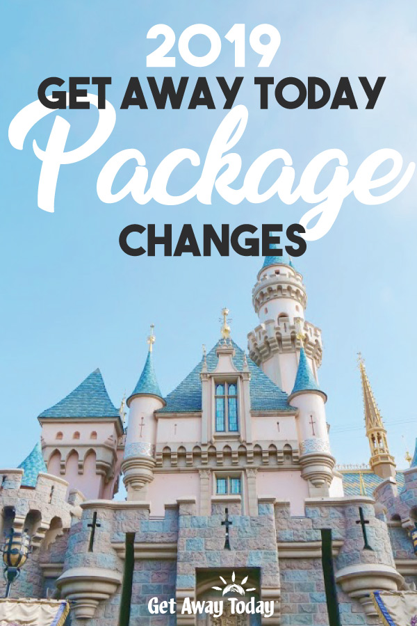 2019 Get Away Today Package Changes || Get Away Today